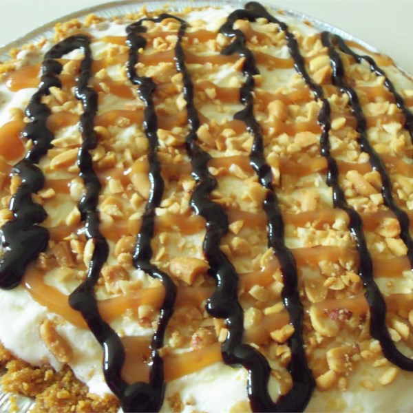 Tin Roof Sundae Pie
