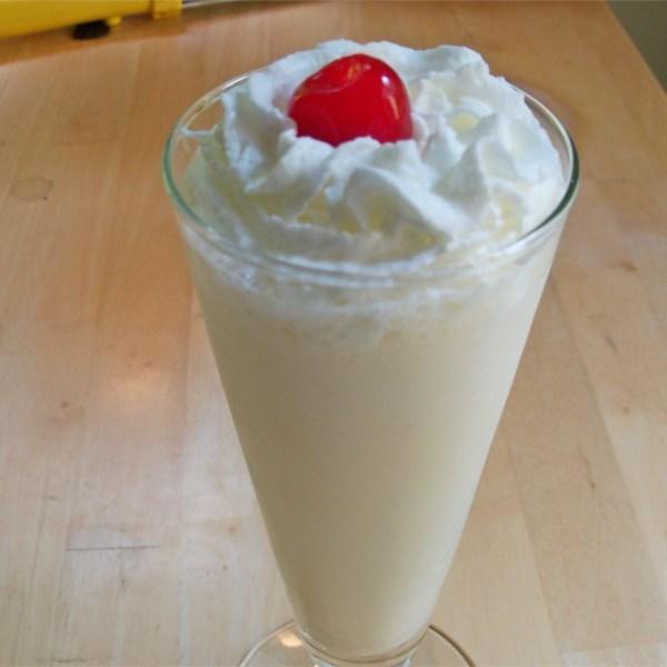 Vanilla Milkshake I