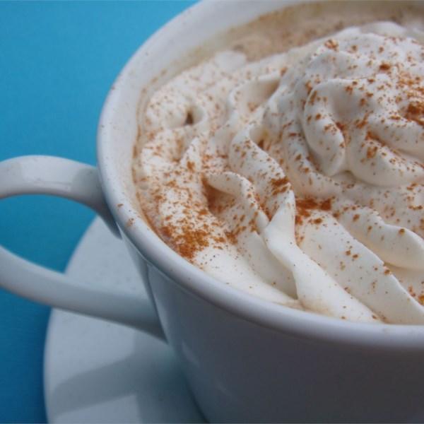 Brown Sugar-Caramel Latte