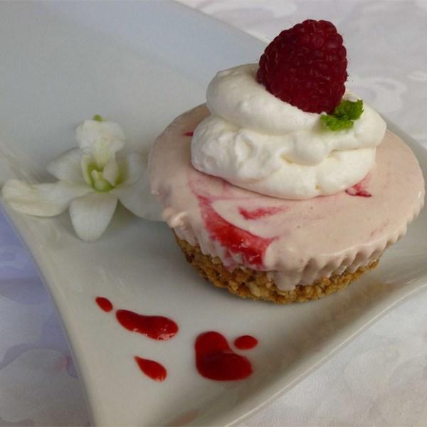 Raspberry Cup Cakes