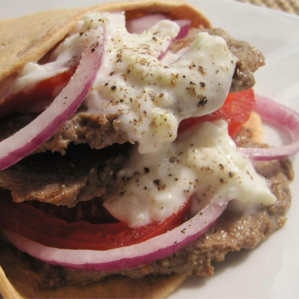 Traditional Gyro Meat Recipe — Dishmaps
