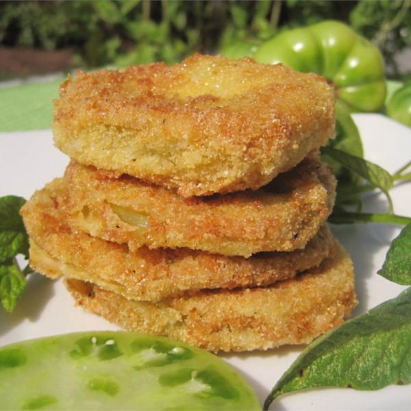 There are more methods for making fried green tomatoes than you can ...