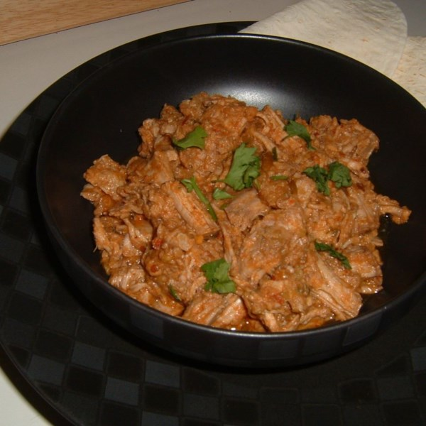 Mexican Style Shredded Pork