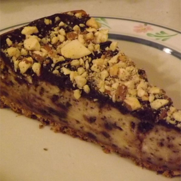 Heavenly Chipped Chocolate and Hazelnut Cheesecake Photos ...