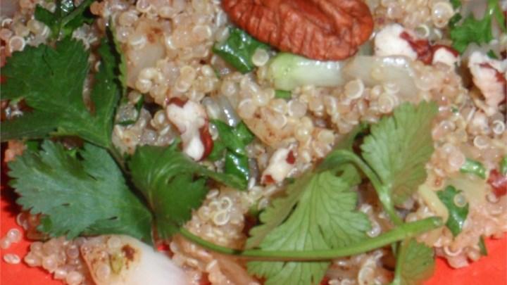 Quinoa Pilau