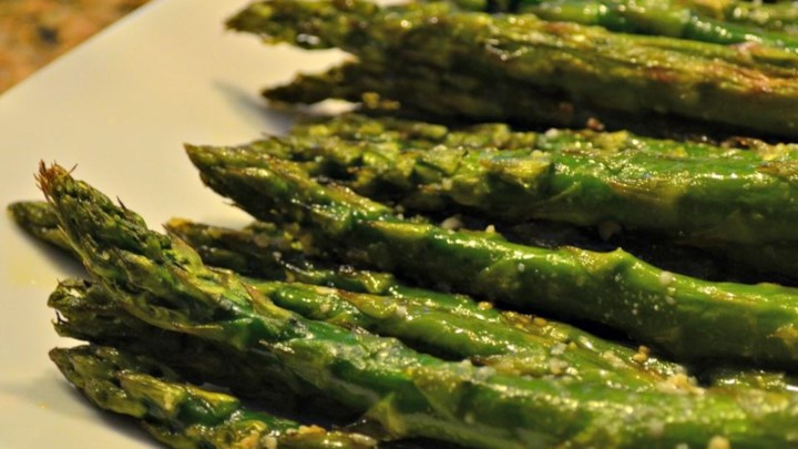 Oven-Roasted Asparagus Recipe - Allrecipes.com