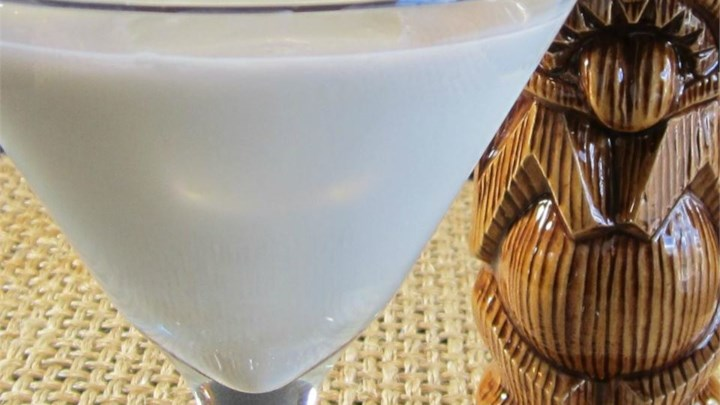 Coconut Cream Pie Martini