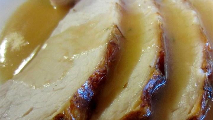 Roast Loin of Pork