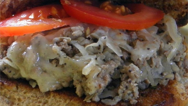Polish Sloppy Joes