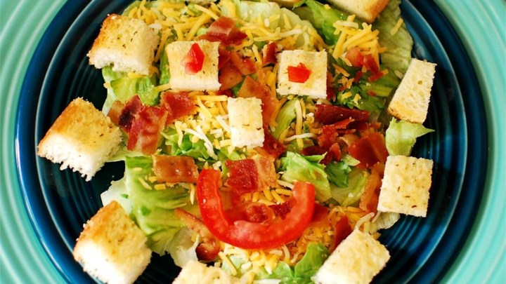 Smiley Salad