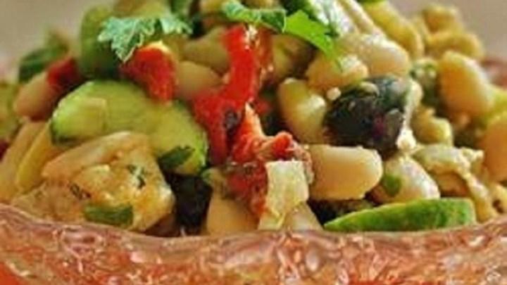 White Bean Salad Recipe - Allrecipes.com