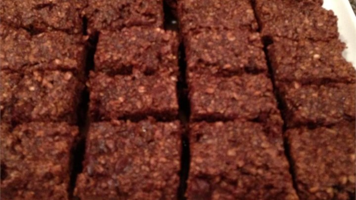 Breakfast Brownies
