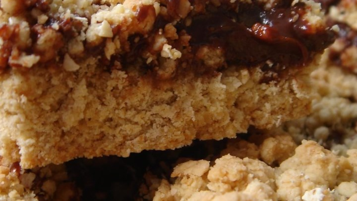 Chocolate Oat Squares
