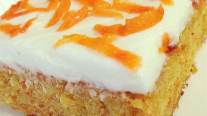 Mary Anne's Carrot Cake