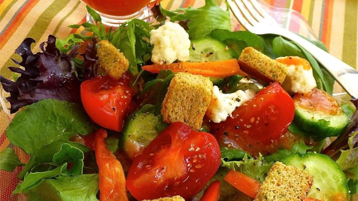Grandma's French Dressing