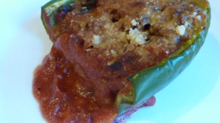 Mom's Sloppy Joe Stuffed Peppers Recipe - Allrecipes.com
