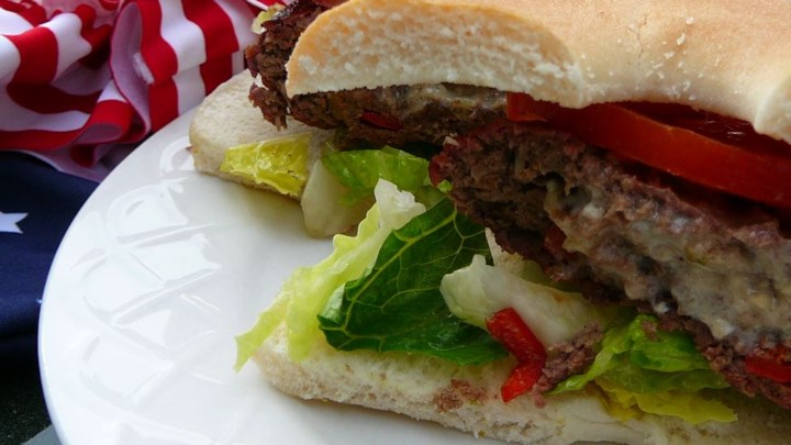 Star-Spangled Burgers