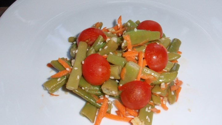 Crisp Green Bean Salad