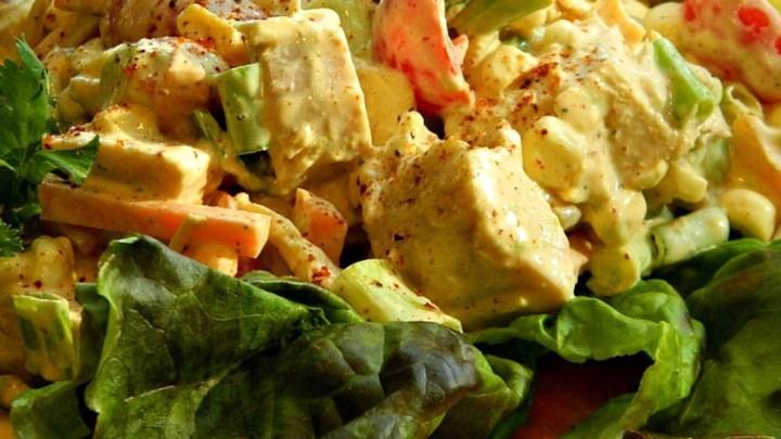 Kiki's Mexican Chicken Salad