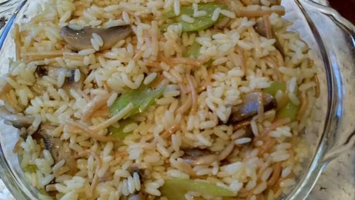 Armenian Rice Pilaf