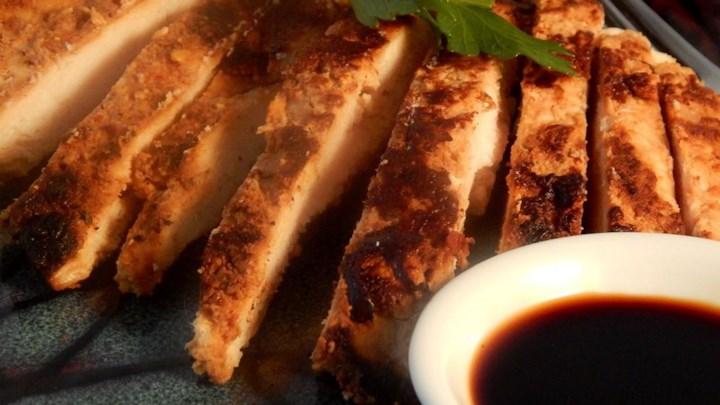 Chicken Satay Steaks