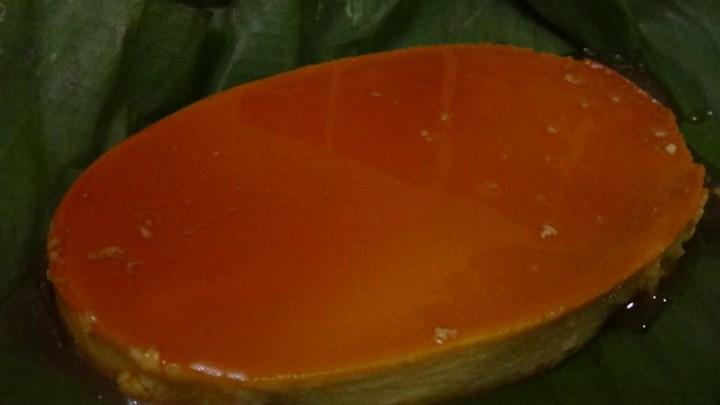 Almond Leche Flan