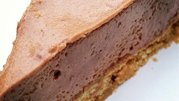 Chocolate Bar Torte