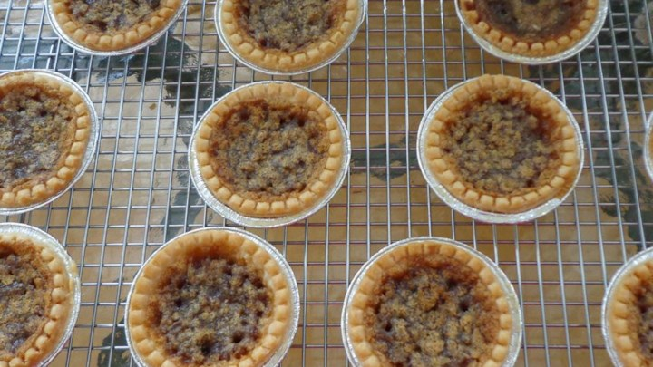 Raisin Butter Tarts