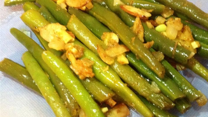 Curried Green Bean Salad