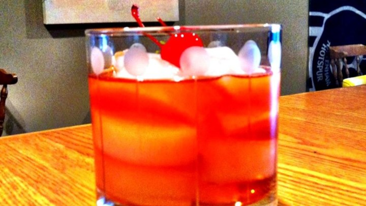 Red Hot Manhattans