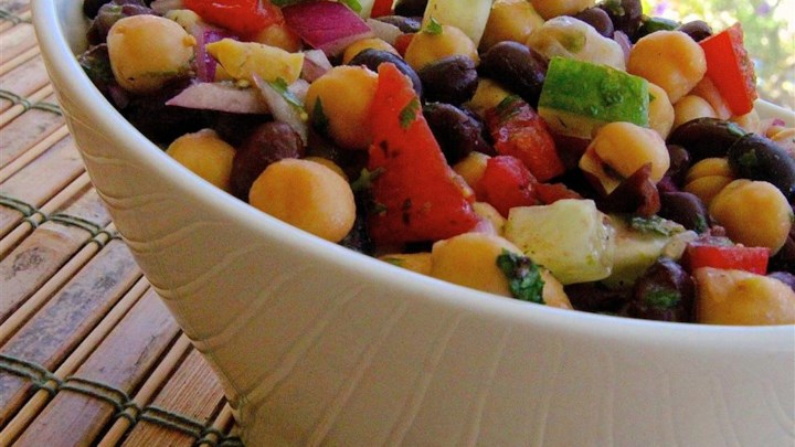 Summery Bean Salad