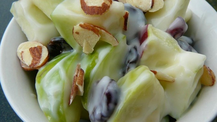 Autumn Apple Salad II