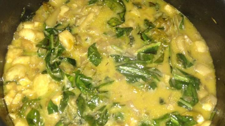 Turnip and Potato Soup