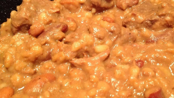 Mom's Authentic Kosher Cholent Recipe