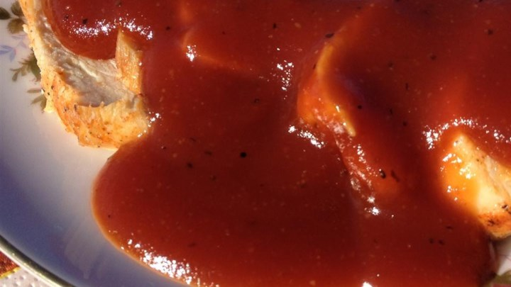 Brie's Spicy Sweet Tangy Barbecue Sauce