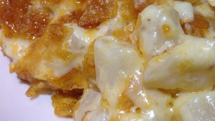 Cheezy Potatoes
