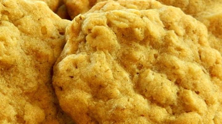 Zaz's Oatmeal Shortbread