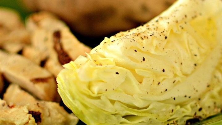 Grilled Cabbage I