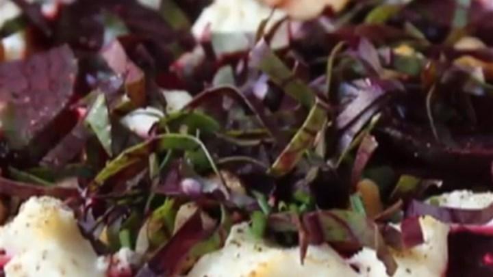 Goat Cheese, Roasted Beet, And Walnut Tart Recipes — Dishmaps