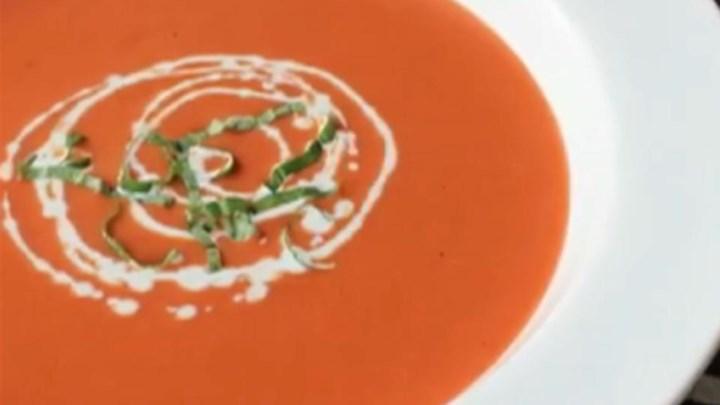 How to Make Tomato Bisque Recipe - Allrecipes.com