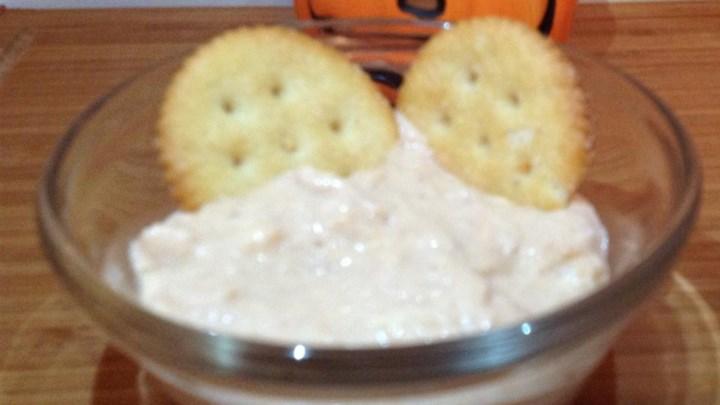 Crabby Horseradish Dip