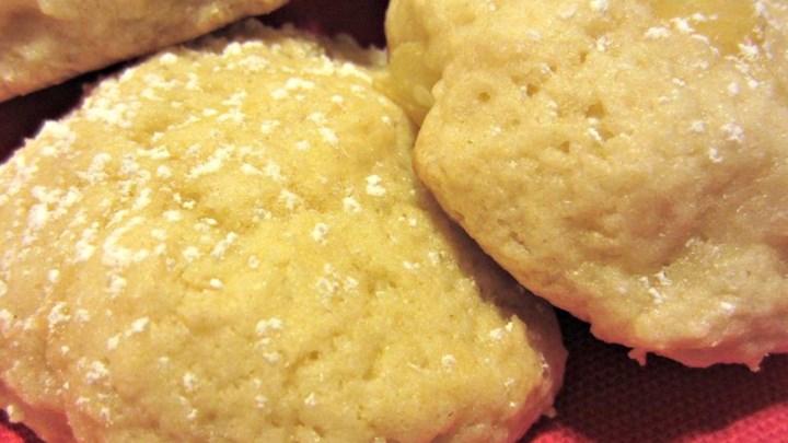 Bette's Pineapple Cookies