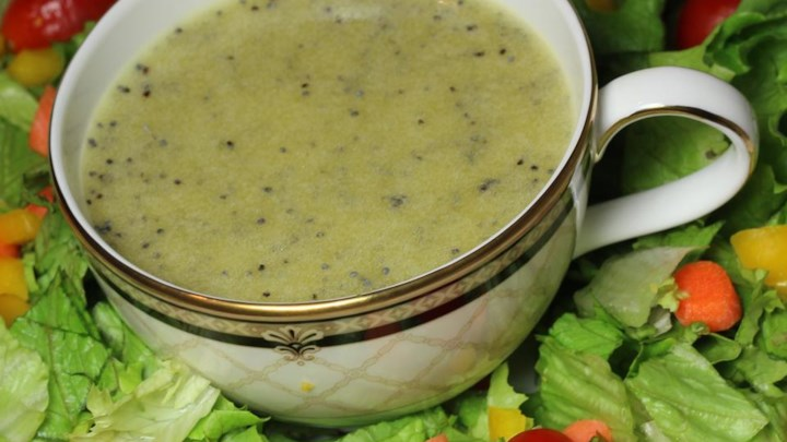 Delicious Poppy Seed Dressing