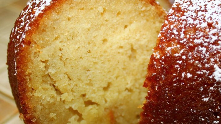 Kentucky Butter Cake