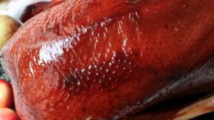 Chef John's Roast Christmas Goose