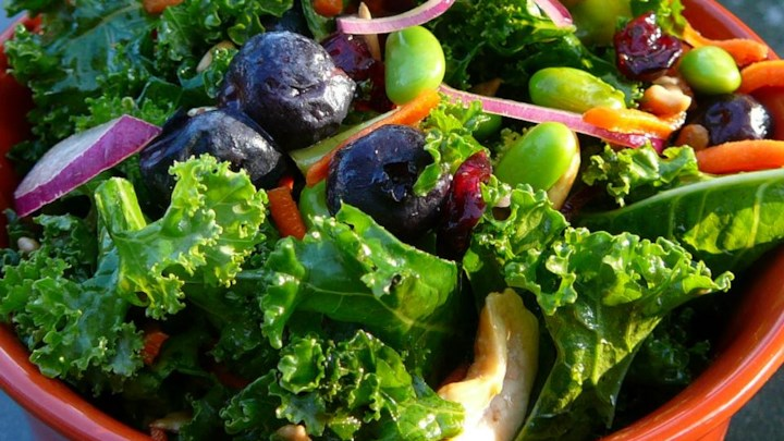 Super Summer Kale Salad
