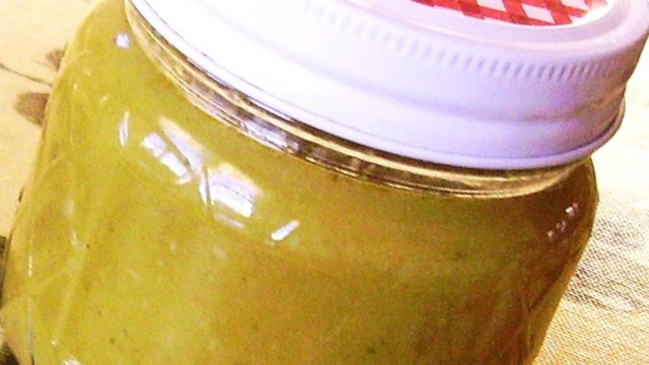 Horseradish Vinaigrette