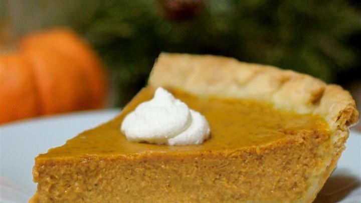 Pumpkin Pie II