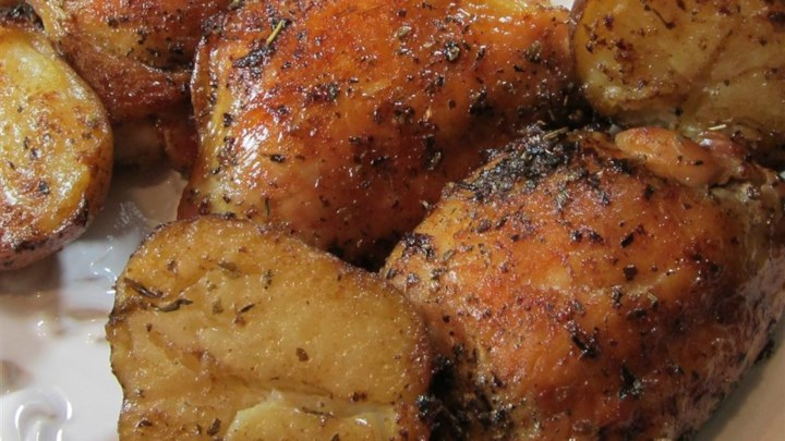 Mouth-Watering Chicken Dish