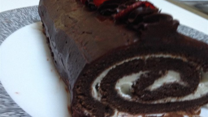 Chocolate Roll I